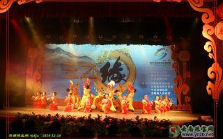 首届中国•龙陵黄龙玉旅游文化活动周 欢迎晚会
